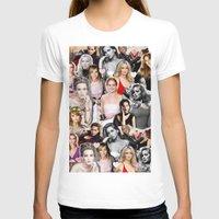jennifer lawrence T-shirts featuring Jennifer Lawrence by lastminutebinge