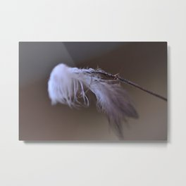 One Left behind Metal Print