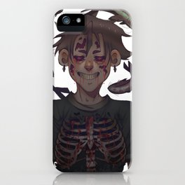 Rotting Away iPhone Case