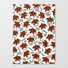 California Pattern Canvas Print