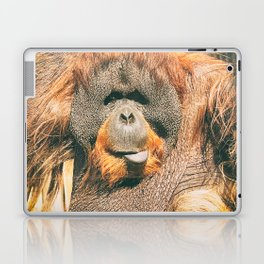 Orangutan. Laptop & iPad Skin