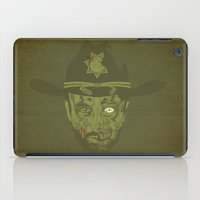 grimes iPad Cases featuring Grimes by Danny Haas