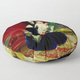 Imperial Russia Floor Pillow