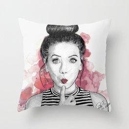 Zoella  Throw Pillow