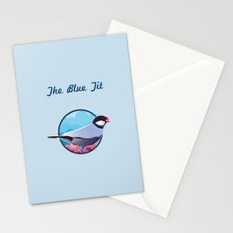 The Blue Tit Stationery Cards