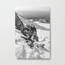 Shasta III Metal Print