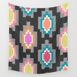 Patchwork decor Wall Tapestry