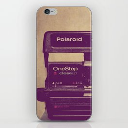 Retro Love iPhone Skin