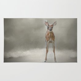 Stand Strong Little Fawn - Deer - Wildlife Rug