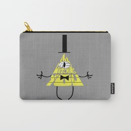 Bill Cipher Carry-All Pouch