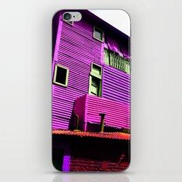 Argentina - el caminito colors iPhone Skin