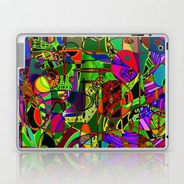 electric camo. Laptop & iPad Skin