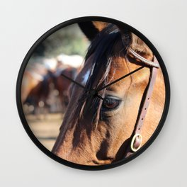 Horse-1 Wall Clock