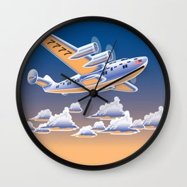The Yankee Clipper Wall Clock