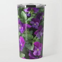 Botanical Florals Zencolor2 Travel Mug