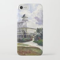 baltimore iPhone & iPod Cases featuring Baltimore Conservatory by Taylor Smith-Hams