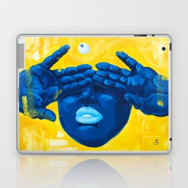 Seen Thru It All Laptop & iPad Skin