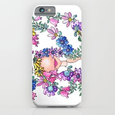 Flowers in Her Hair iPhone 6s Slim Case