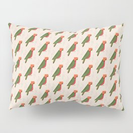 Australian King Parrot | Pattern Pillow Sham
