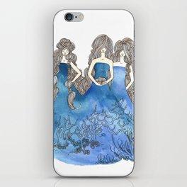 Salt Sisters iPhone Skin