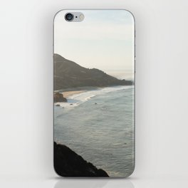 Sunrise over Big Sur iPhone Skin
