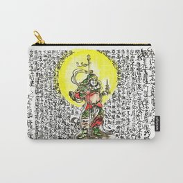Bushamonten shakyo Carry-All Pouch