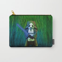 MASTER PANDA iPhone 4 5 6 7 case, pillow case, mugs and tshirt Carry-All Pouch