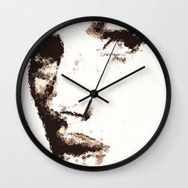 Renee Remains the Same Wall Clock