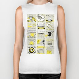 WHAT WOULD CHARLIE KELLY DO? Biker Tank