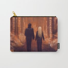 Everything We Need Is Right In Front Of Us Carry-All Pouch
