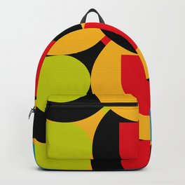 I Love Colors, and tiny little mistakes in the top right corners.... :) Backpack