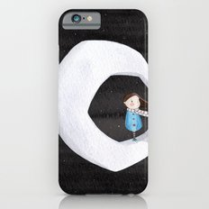 Girl on the Moon iPhone 6s Slim Case