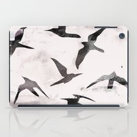 flight iPad Cases featuring Flight by Georgiana Paraschiv