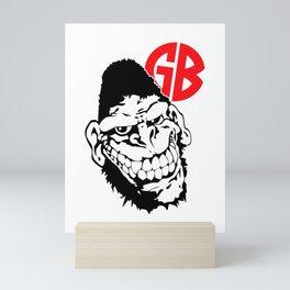 Gorilla Biscuits Mini Art Print