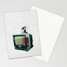 Tune In... Stationery Cards