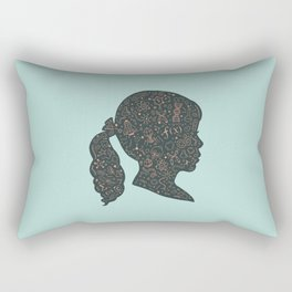 In a Science State of Mind 2 Rectangular Pillow