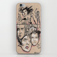 Hater Or Lover iPhone & iPod Skin