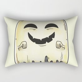 Ghost Rectangular Pillow