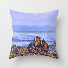Rooi Els Dreamers Throw Pillow