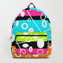 Get your GLO on! Backpack
