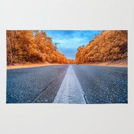 Infrared Road Rug