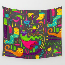 The Weirdos Wall Tapestry