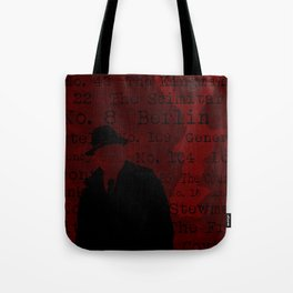 The List Tote Bag
