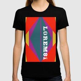 Lorem81 Diamond T-shirt