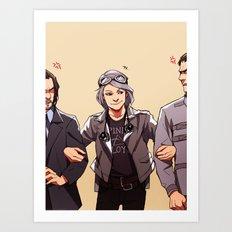 X-men - Matchmaker, Matchmaker  Art Print