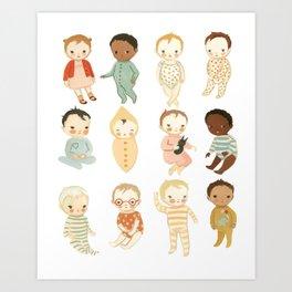 Babies by Emily Winfield Martin Art Print