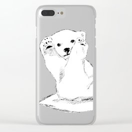 Hi! Clear iPhone Case