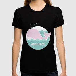 Whalien 52 T-shirt
