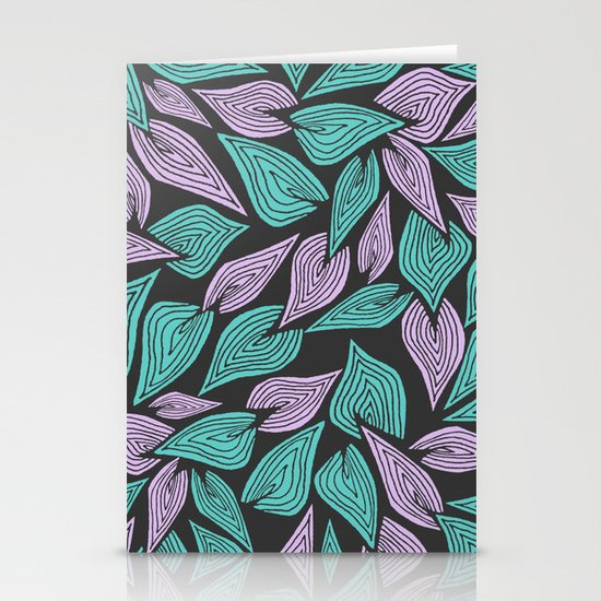 Winter Wind Stationery Cards