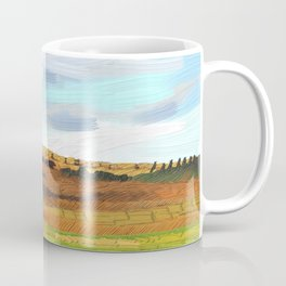 Farming Plain Coffee Mug